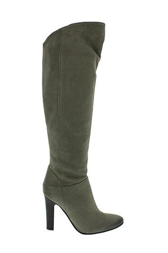 georges rech chaussures femme de couleur gris