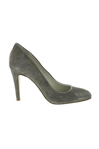 butterfly chaussures femme de couleur gris