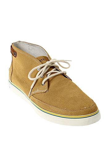 lacoste boots homme de couleur marron
