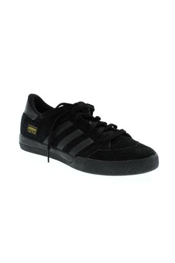 adidas baskets homme de couleur noir
