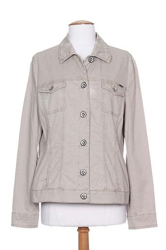 ascari vestes femme de couleur gris