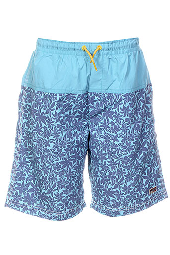 napapijri maillots de bain garçon de couleur bleu