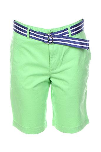 ralph lauren shorts / bermudas garçon de couleur vert