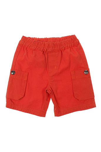jean paul gaultier shorts / bermudas garçon de couleur orange