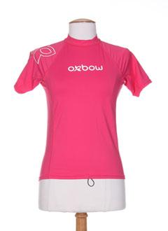 Produit-T-shirts / Tops-Femme-OXBOW