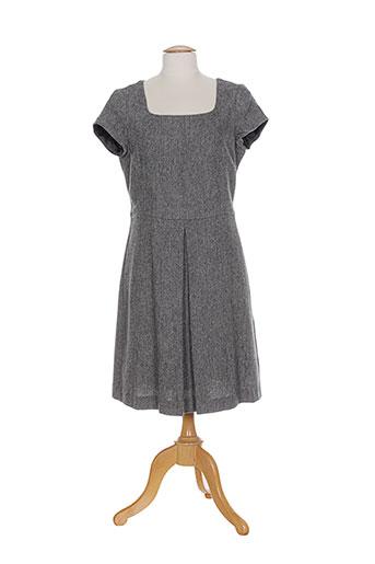 gant robes femme de couleur gris
