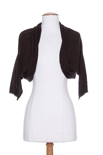 weekend maxmara vestes femme de couleur marron