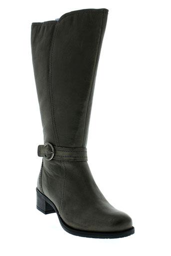 arima bottes femme de couleur gris