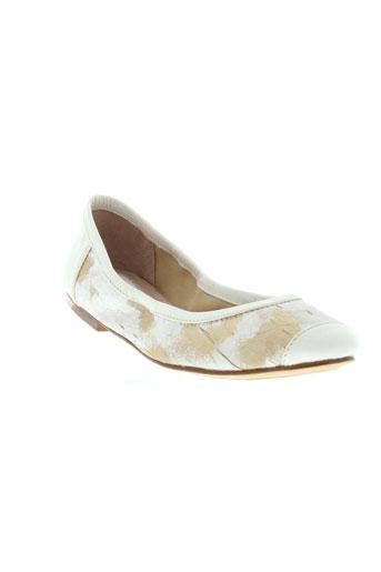 bloch chaussures femme de couleur blanc