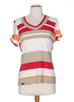 Produit-T-shirts / Tops-Femme-ANNE KELLY