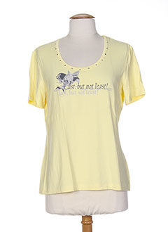 Produit-T-shirts / Tops-Femme-FRANK WALDER