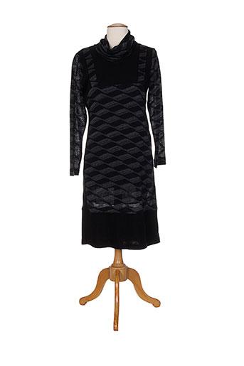 mary west robes femme de couleur gris