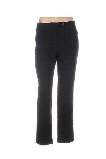 lilith pantalons et citadins femme de couleur noir