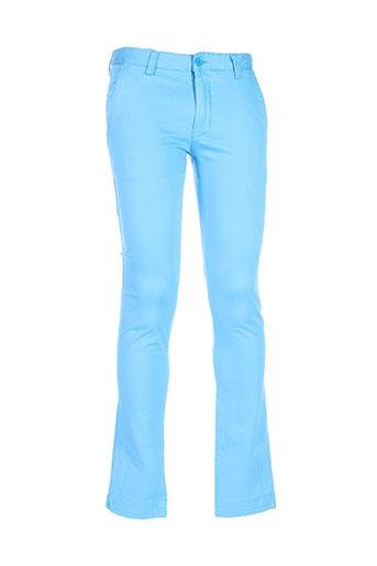 berry et denim pantalons et decontractes homme de couleur bleu