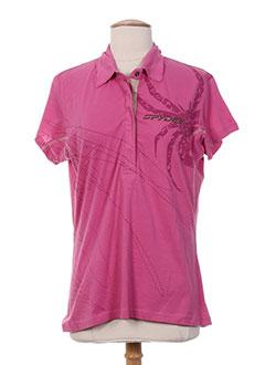 Produit-T-shirts / Tops-Femme-SPYDER