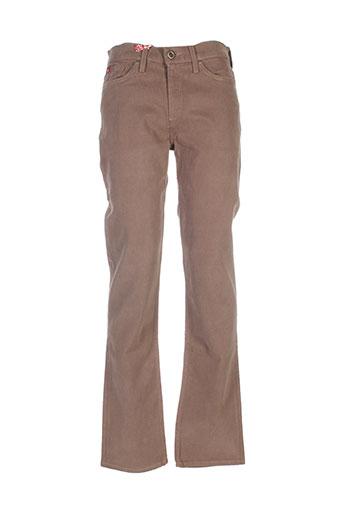 lee et cooper pantalons et decontractes homme de couleur marron