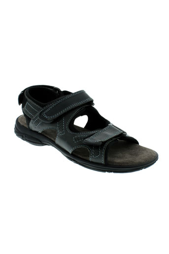 arima sandales et nu et pieds homme de couleur gris