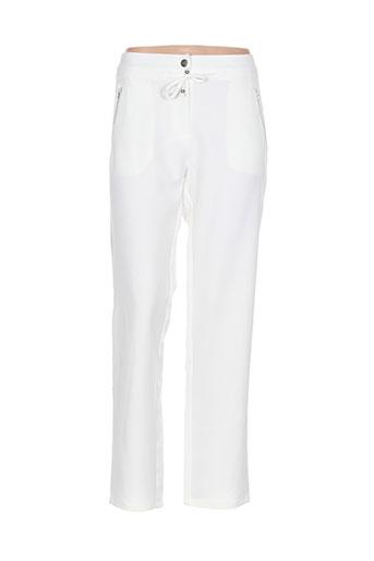 leslie pantalons et citadins femme de couleur beige