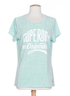 Produit-T-shirts / Tops-Femme-SUPERDRY