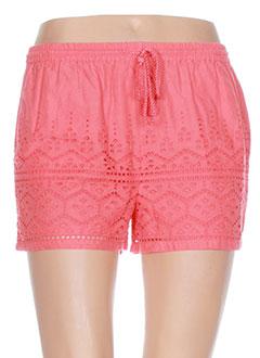 Produit-Shorts / Bermudas-Femme-SUPERDRY