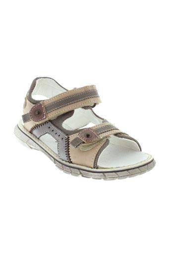 bellamy sandales et nu et pieds garcon de couleur beige