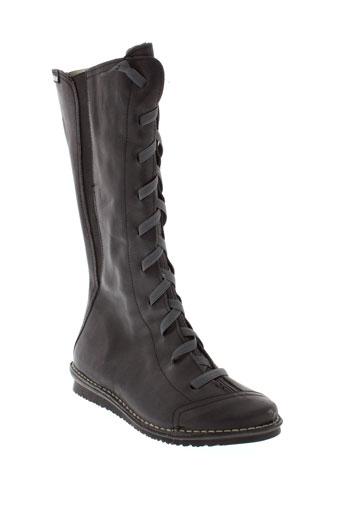 nice bottes femme de couleur noir