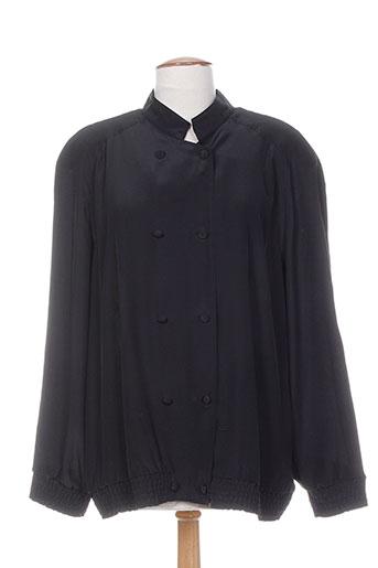 bleyle chemises femme de couleur noir