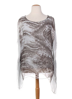 Produit-T-shirts / Tops-Femme-MADE IN ITALY