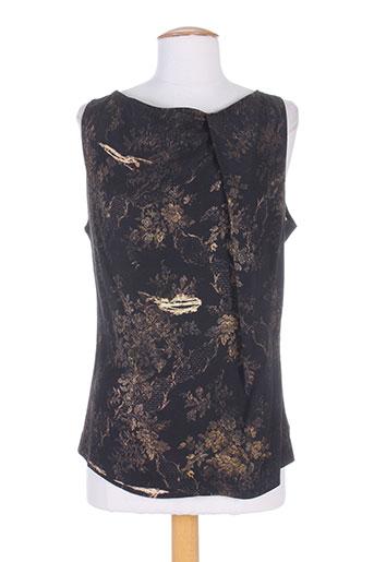 vivienne westwood chemises femme de couleur noir