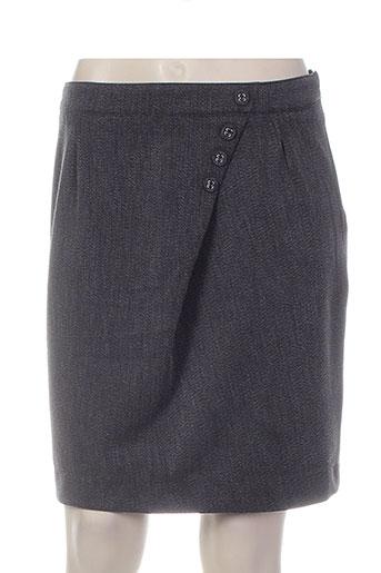 lucchini jupes femme de couleur gris