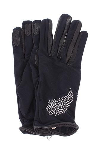 fst handwear accessoires femme de couleur bleu