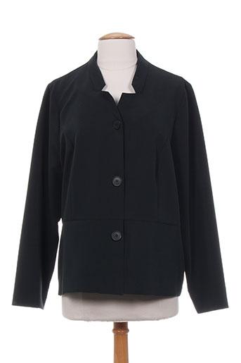 griffon vestes femme de couleur noir