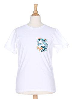 Produit-T-shirts / Tops-Garçon-QUIKSILVER
