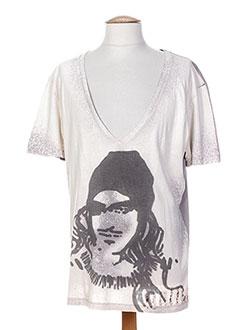 Produit-T-shirts / Tops-Homme-GALLIANO