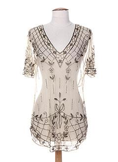 Produit-T-shirts / Tops-Femme-GALLIANO
