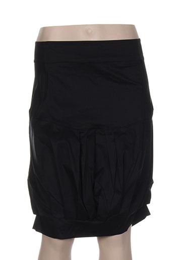 pilou des partants jupes femme de couleur noir
