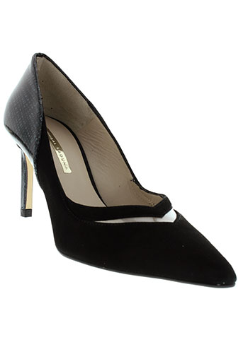 hannibal laguna chaussures femme de couleur noir