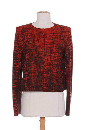 isabel de pedro vestes femme de couleur rouge