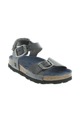 reqins chaussures enfant de couleur gris