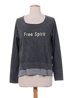 Produit-T-shirts / Tops-Femme-MUS & BOMBON