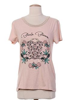 Produit-T-shirts / Tops-Femme-MORGAN
