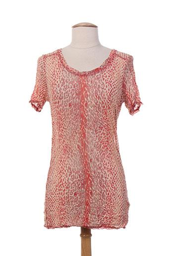 sandwich chemises femme de couleur rose
