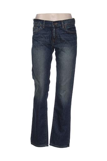 guess jeans garçon de couleur bleu