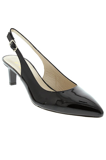 adrien chaussures femme de couleur noir