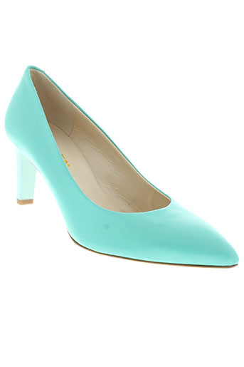 adrien chaussures femme de couleur vert