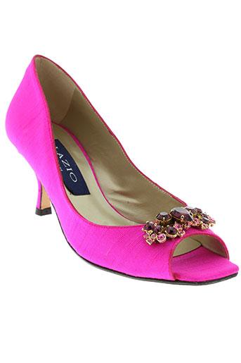 lazio chaussures femme de couleur rose