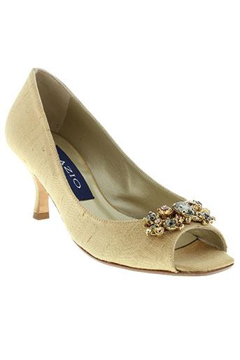 lazio chaussures femme de couleur beige