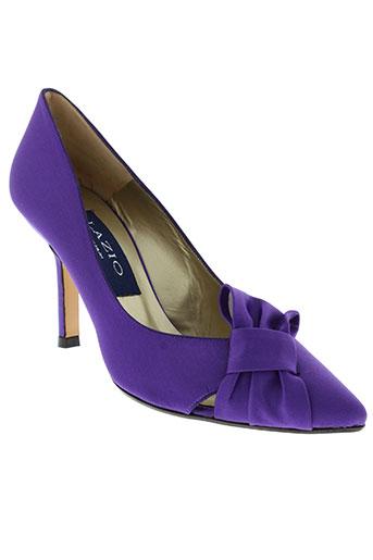 lazio chaussures femme de couleur violet