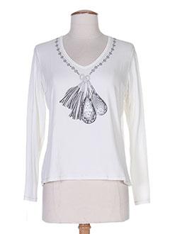 Produit-T-shirts / Tops-Femme-COSTURA 40