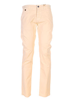Pantalon casual orange BIAGGIO pour homme